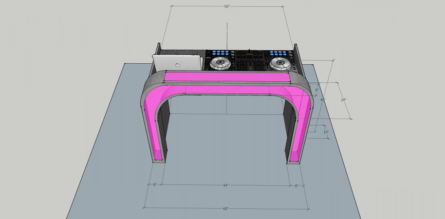 Illuminated DJ Table #207<br>2,436 x 1,200<br>Published 12 months ago