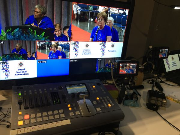 Video Production VFW Convention #325<br>4,032 x 3,024<br>Published 2 years ago