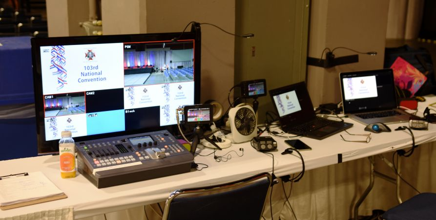 Video Production VFW Convention #328<br>5,034 x 2,538<br>Published 2 years ago