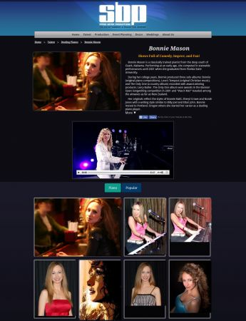 Talent Showcase WebApp #366<br>1,302 x 1,698<br>Published 2 years ago